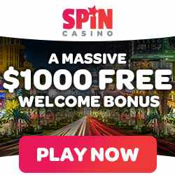 Spin Palace Mobile online casino real money no deposit