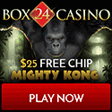 Box24 Casino Exclusive Offer 120x120